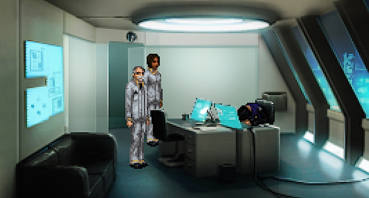 Technobabylon Walkthrough Lösung Cheats Hacks