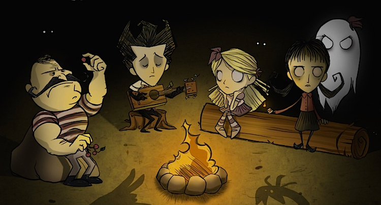 Don´t Starve Walkthrough Lösung Cheats Hacks