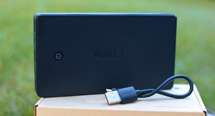 Aukey Powerbank 20.000 mAh