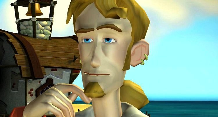 Mobile Games The Secret of Monkey Island