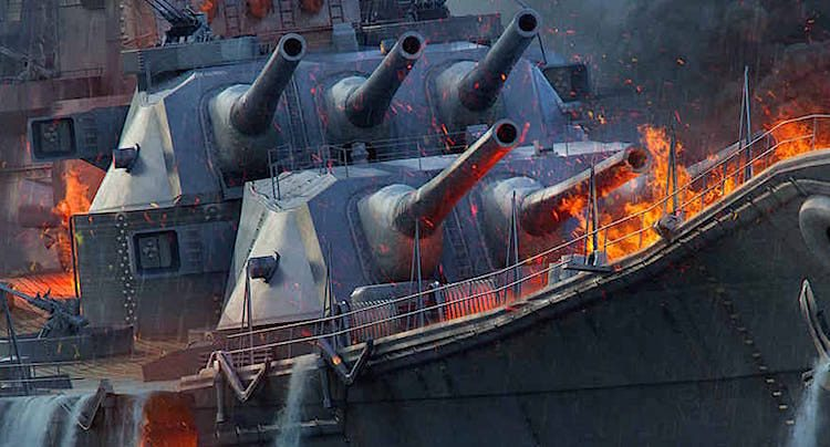 World of Warships Blitz Cheats Hacks