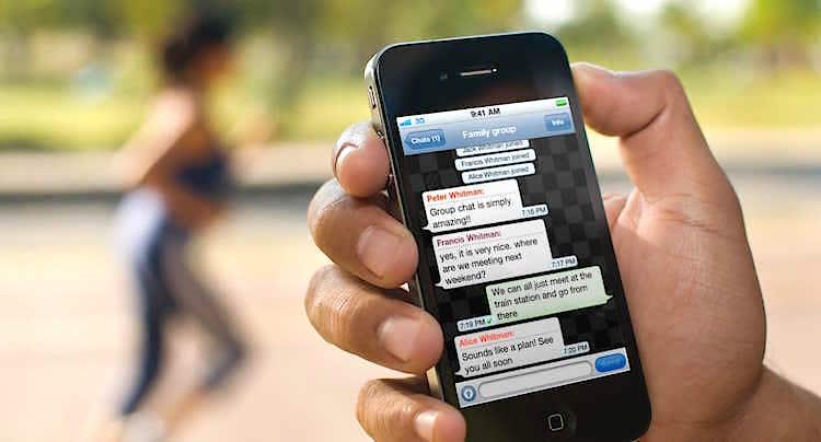 Partnervermittlung whatsapp