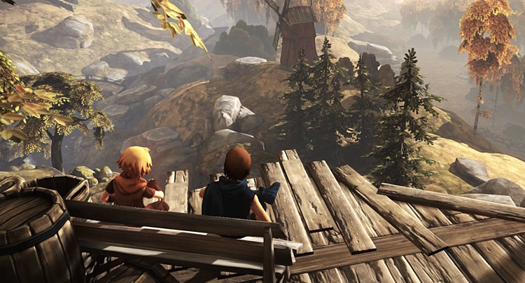 Brothers: A Tale of Two Sons Walkthrough Lösung Cheats Hacks