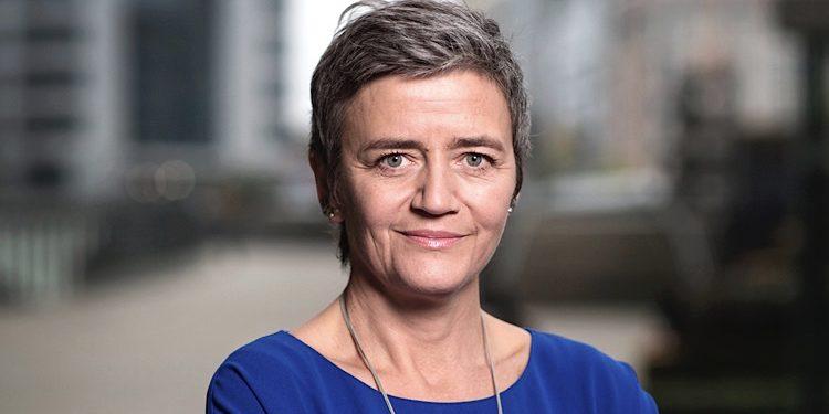 EU-Kommission Margrethe Vestager