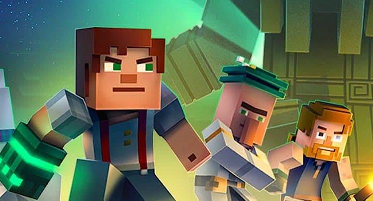 Minecraft Story Mode Season Two Apple IOS IPhone IPad Als Geschenk - Minecraft ahnliche spiele ios