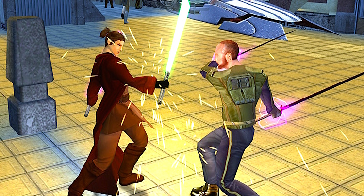 Star Wars Knights of the Old Republic 2 Cheats Hacks Walkthrough