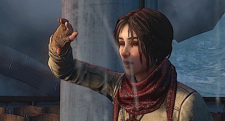 Syberia Lösung Walkthrough