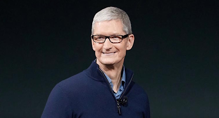 Apple App Store Tim Cook