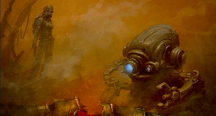 Primordia Walkthrough Lösung Cheats Hacks