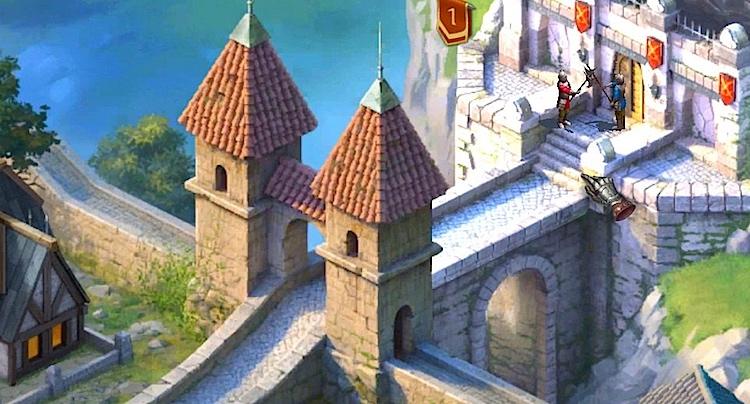 Throne: Kingdom at War Cheats Hacks