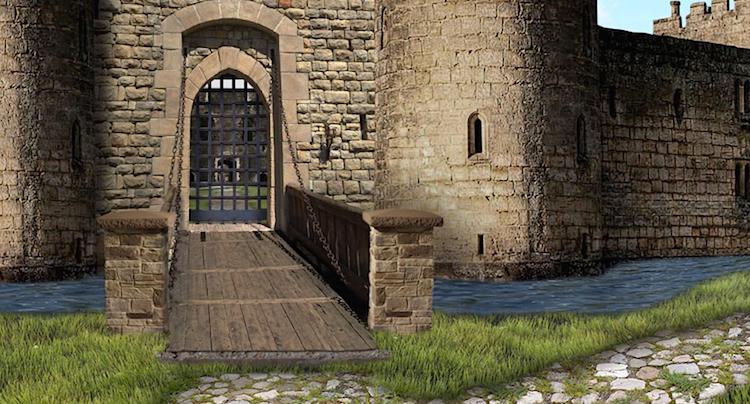 Burg von Schwarzdorn Walkthrough Lösung Cheats