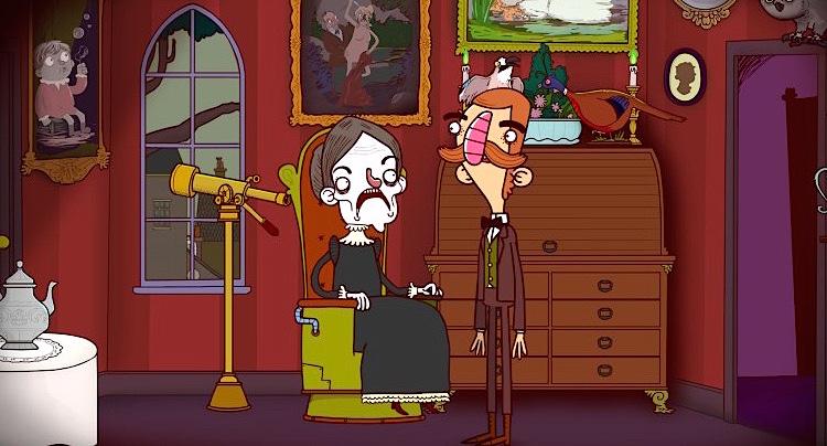Bertram Fiddle Episode 2 Walkthrough Lösung Cheats Hacks