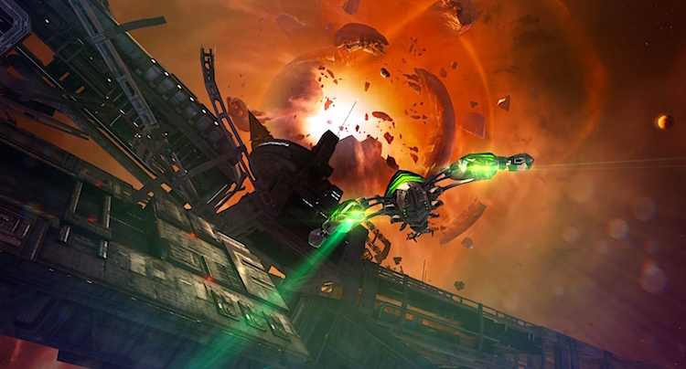 Galaxy on Fire 3 Walkthrough Lösung Cheats Hacks