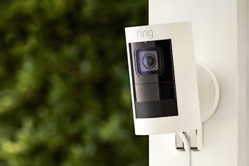 Ring Stick Up Camera Wired