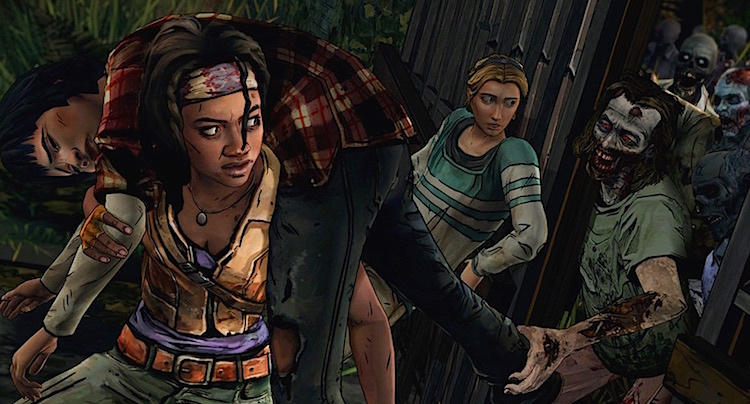 The Walking Dead Michonne A Telltale Miniseries Walkthrough Lösung Cheats Hacks