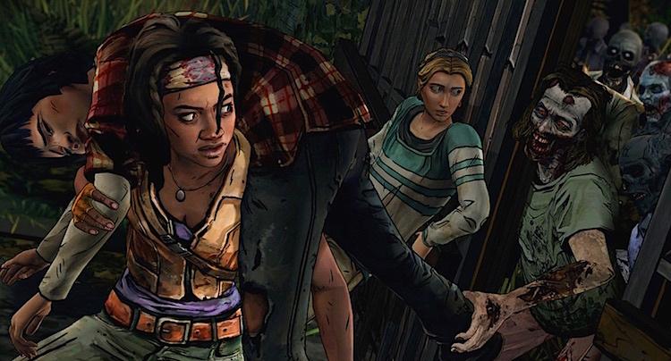 The Walking Dead Michonne A Telltale Miniseries Walkthrough Lösung Cheats Hacks