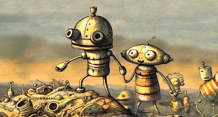 Machinarium Walkthrough Lösung Cheats Hacks