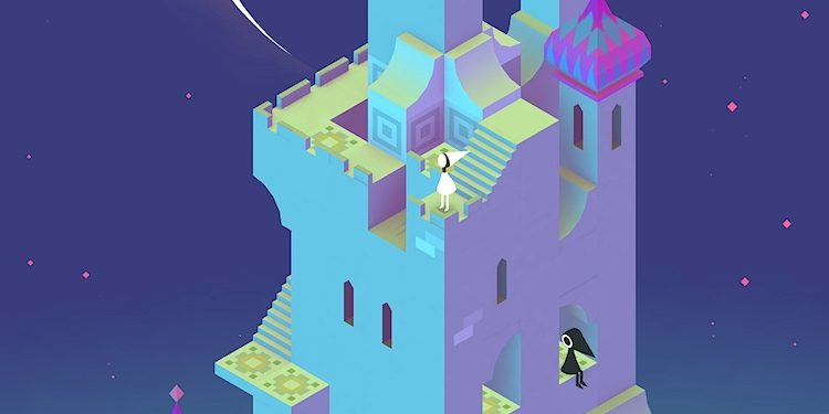 Monument Valley Walkthrough Lösung Cheats Hacks