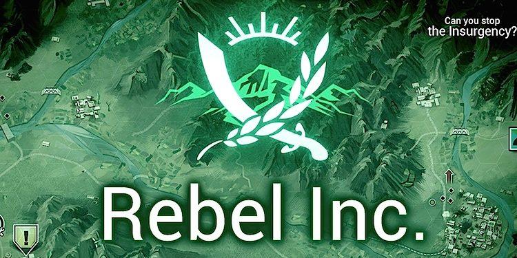 Rebel Inc Walkthrough Lösung Cheats Hacks