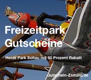 Gutschein-Zeitung.de Banner - Freizeitpark Gutscheine