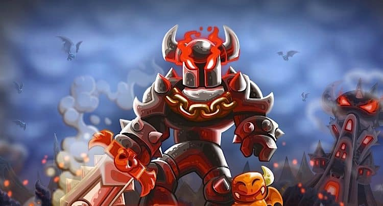 Kingdom Rush Vengeance Walkthriugh Lösung Cheats Hacks