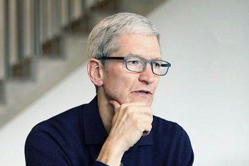 Apple Tim Cook