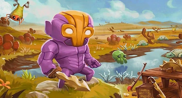Crashlands Walkthrough Lösung Cheats Hacks