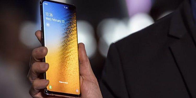 Samsung Smartphone Reparatur