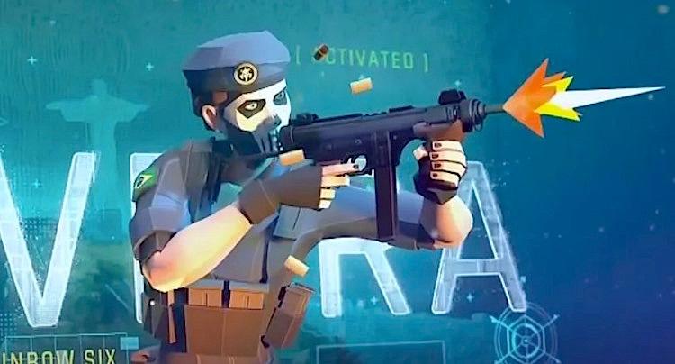 Ubisoft: Tom Clancy's Elite Squad für Apple iOS und Google