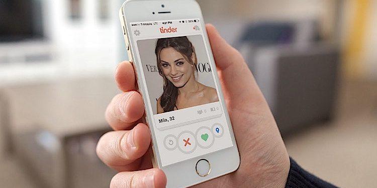 Apple App Store Tinder
