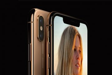 Apple iPhone Xs Notch