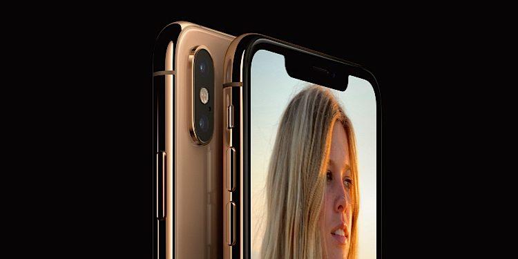 Apple iPhone Xs Notch