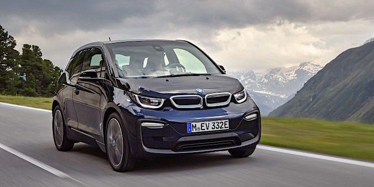 BMW i3 Elektroauto Elektromobilität