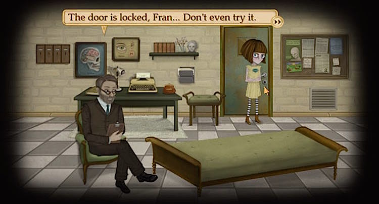 Fran Bow Kapitel 1 Walkthrough