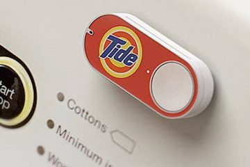 Amazon: Dash Button