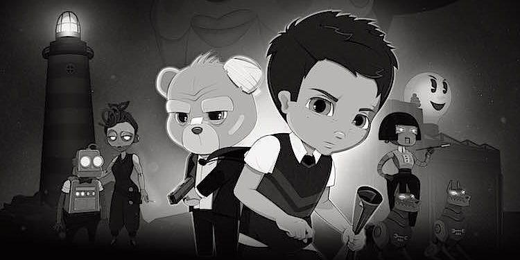 Bear With Me Walkthrough und Lösung
