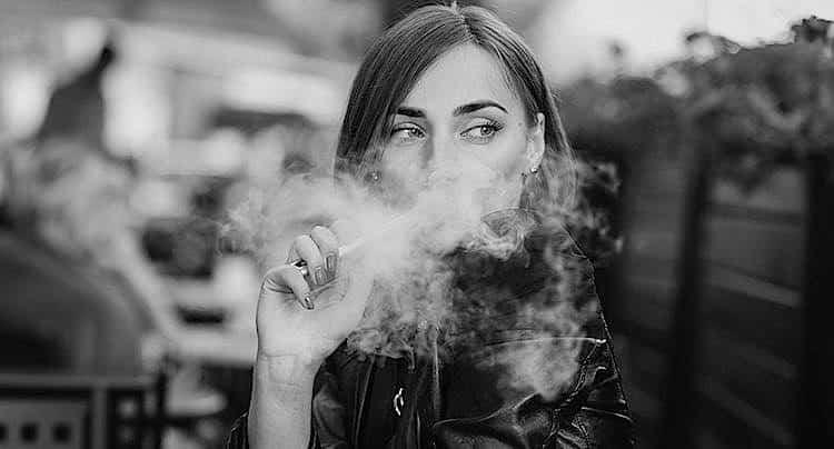 E-Zigarette EZIgarette