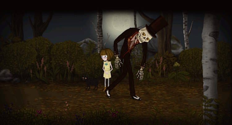 Fran Bow Kapitel 4 Walkthrough Lösung