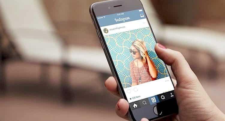 Instagram Apple iPhone