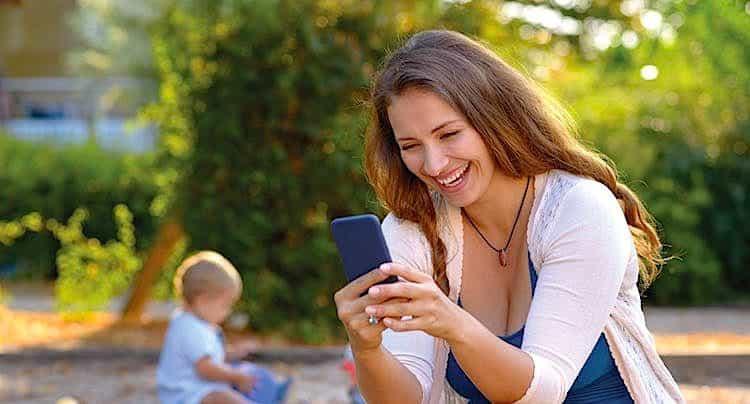 Mobile Apps Kinder Schutz Überwachung