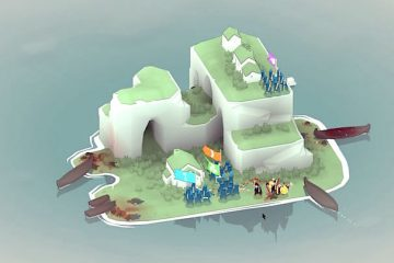 Bad North Apple iOS iPhone iPad