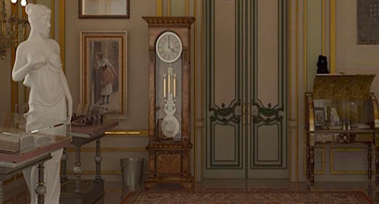 100 Rooms Escape Season 1 Walkthrough Level 2