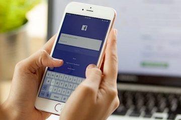 Facebook App Apple iPhone