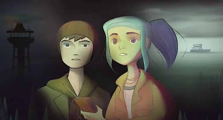 Oxenfree Walkthrough Lösung Cheats Hacks