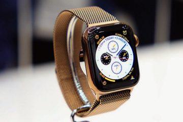 Wearables Apple Watch
