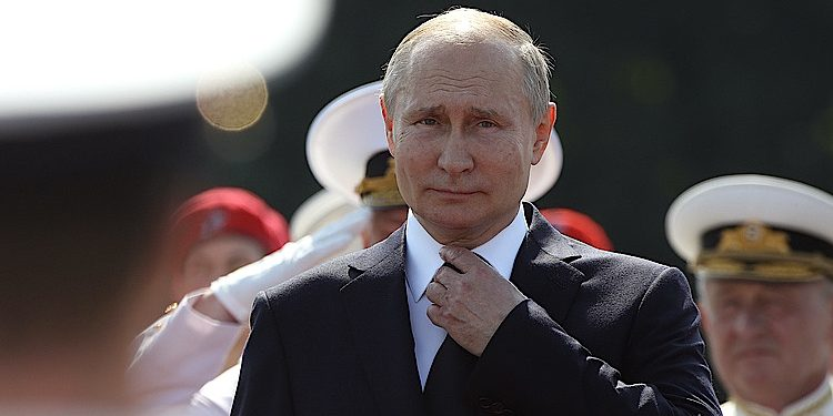 Wladimir Putin Russland
