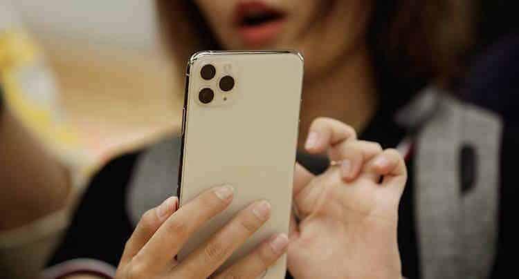 Apple iPhone EU Ladebuchsen