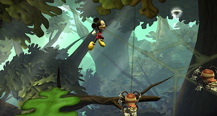 Castle of Illusion: Starring Mickey Mouse