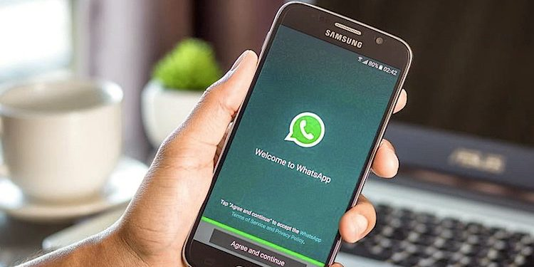 WhatsApp Chat Export gelöscht