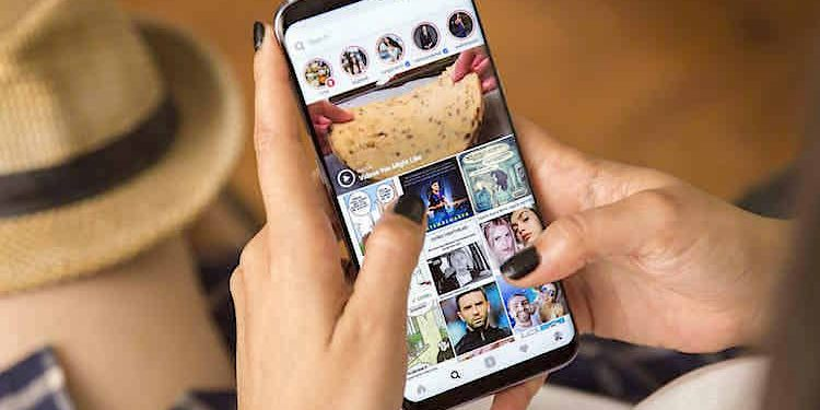 Apple iPhone Instagram